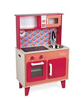 Janod J06573 Spicy Big Cooker Game Amazon Co Uk Toys Games