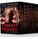 Knight Moves Vol. 1-5 - The Complete Series: A Navy SEAL Romance