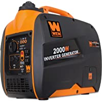 $20 » WEN 56200i 2000-Watt Gas Powered Portable Inverter Generator, CARB Compliant