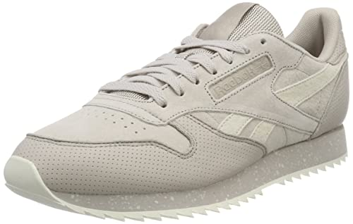 Reebok Classic Leather Ripple SM, Baskets Homme