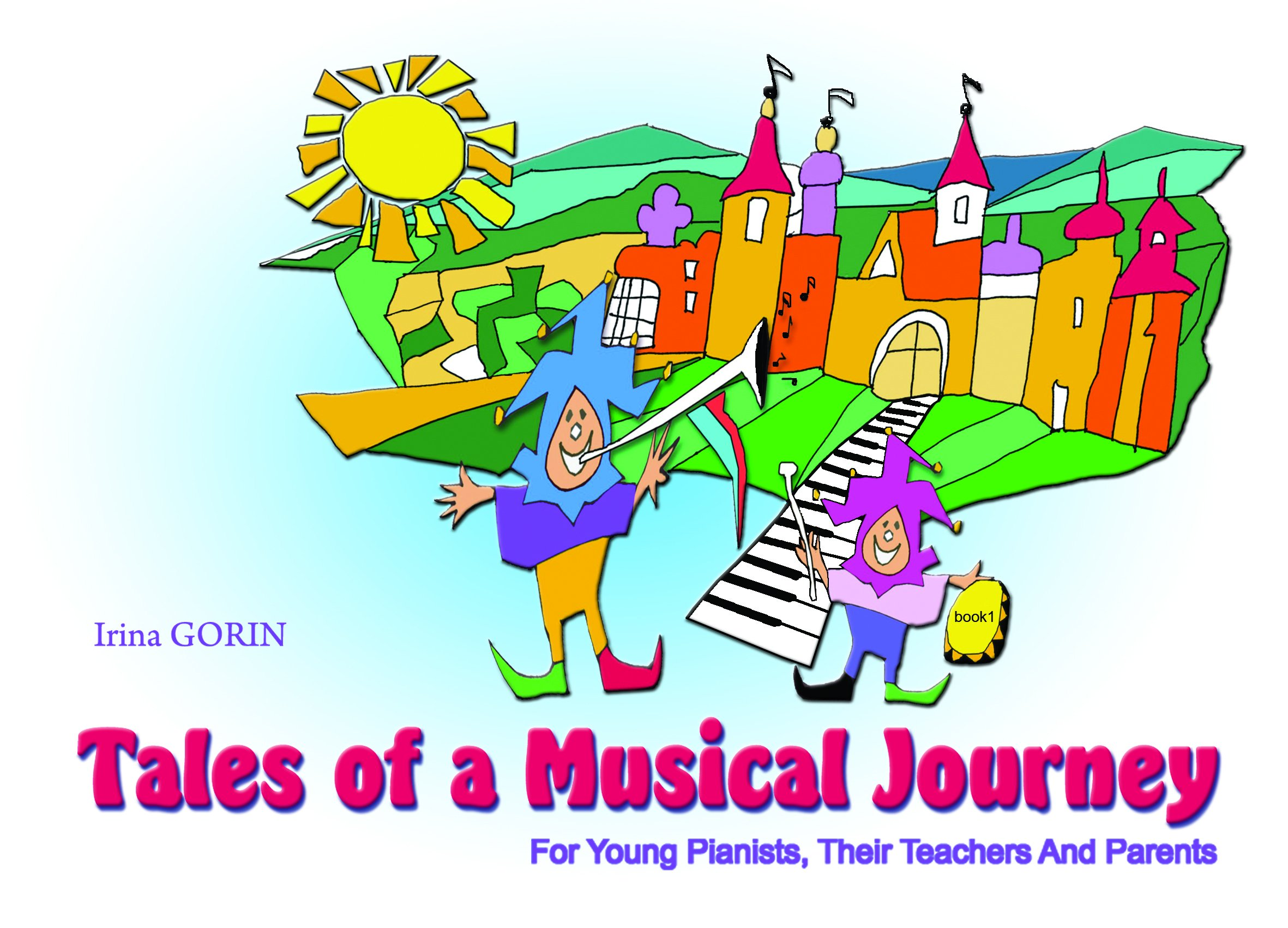 Tales of a Musical Journey Piano Technique Book