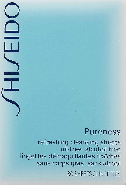 Shiseido - Toallitas Refreshing Cleansing Sheets: Amazon.es ...