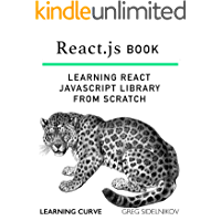 React.js Book: Learning React JavaScript Library From Scratch (English Edition)