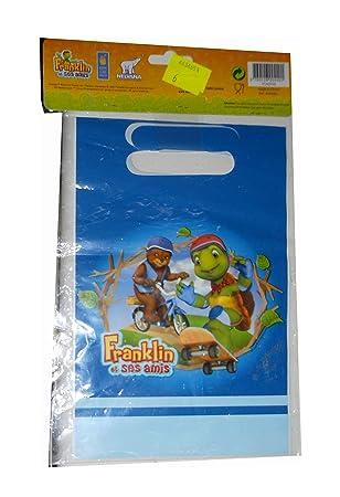 Pochettes à cadeaux Franklin (x6): Amazon.es: Juguetes y juegos