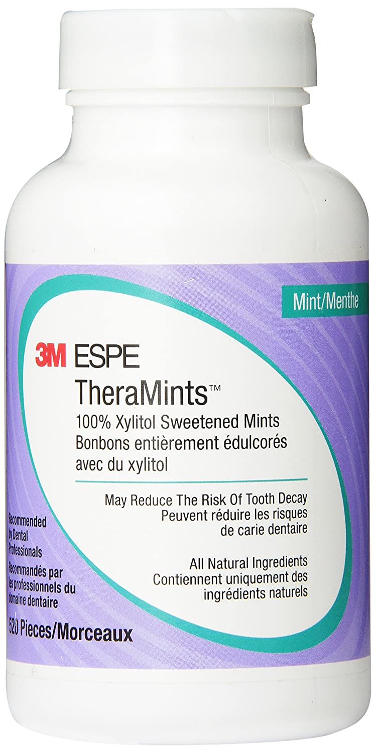 Sunnyvale Dentist - Jen Chiang DDS recommends 3M ESPE TheraMints