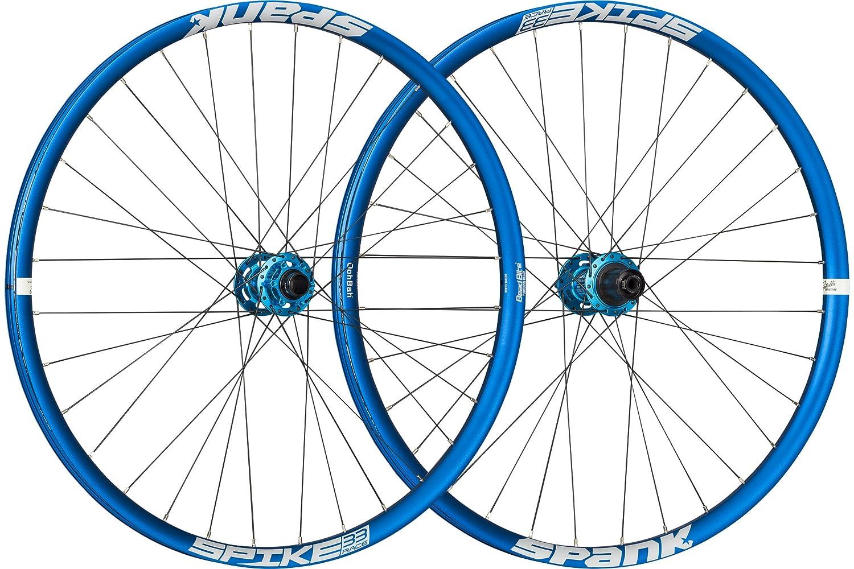 Spank Spike Race 33自転車ホイールセット – 27.5インチ、150 mm – c08sr3322 B01MUBEOQP ブルー ブルー