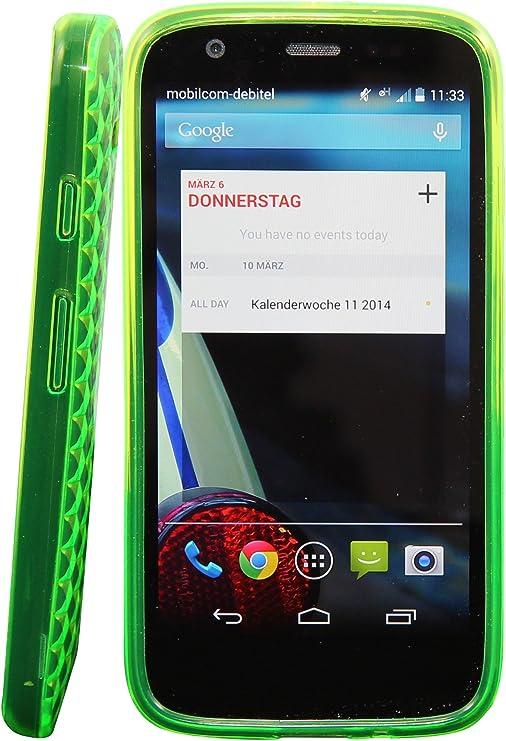 Luxburg - Carcasa de silicona para Motorola Moto G, compatible con ...