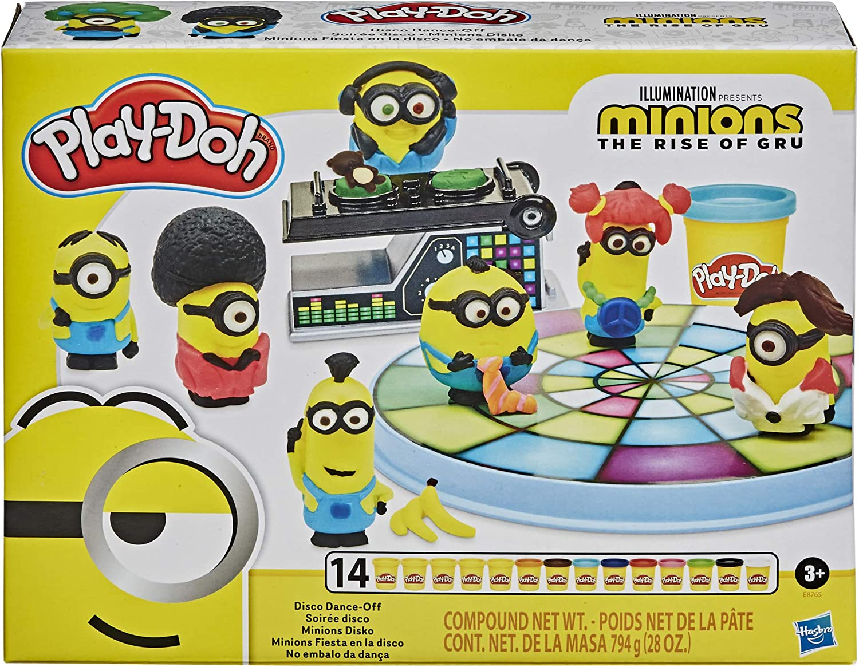 Play-Doh Minions (Hasbro E87655L0): Amazon.es: Juguetes y juegos