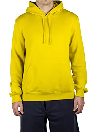 15b723b19e Prada Cotton Hooded Sweatshirt Yellow Jacket Hoodie: Prada: Amazon ...