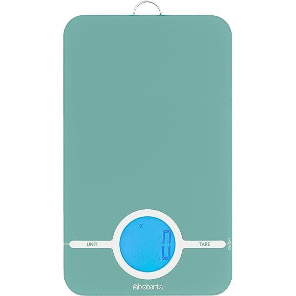 Brabantia Digital Kitchen Scales - Mint Green