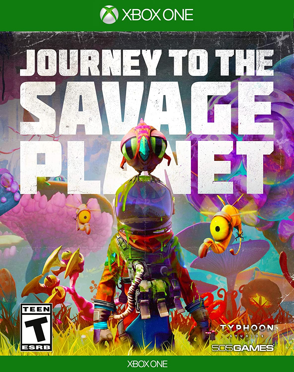 Journey to the Savage Planet for Xbox One [USA]: Amazon.es: 505 Games: Cine y Series TV