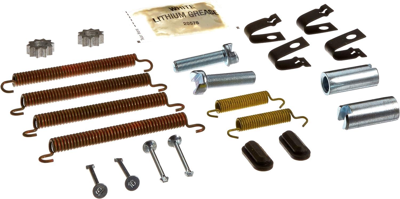 Parking Brake Hardware Kit Rear Carlson 17442