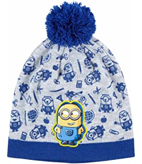 Despicable Me Minions 7 In 1 Multipurpose Winter Snood By Best Trend