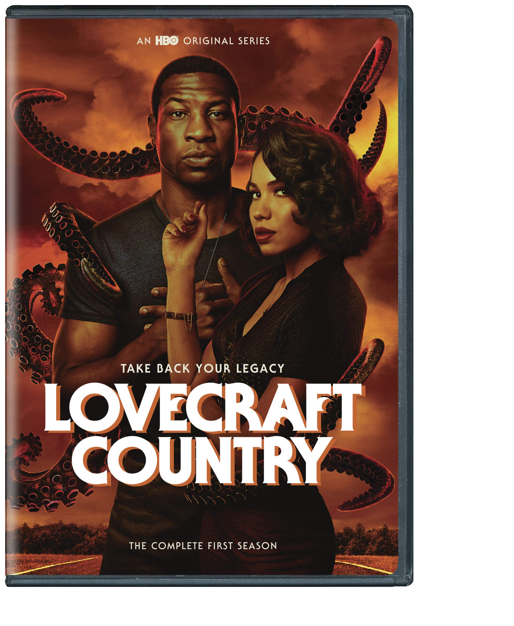 Book Cover: Lovecraft Country: The Complete First Season