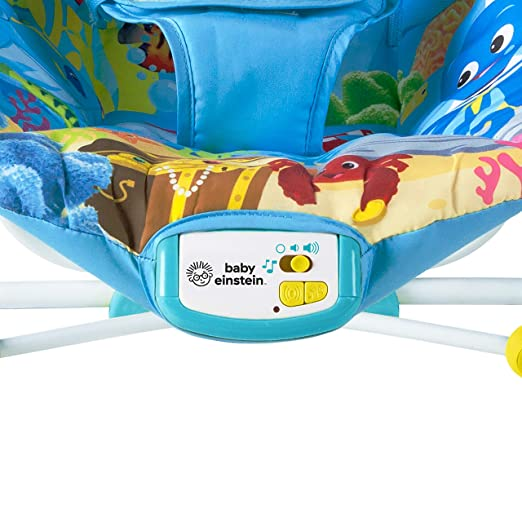 Amazon.com: Baby Einstein Bouncer, Ocean Adventure: Baby