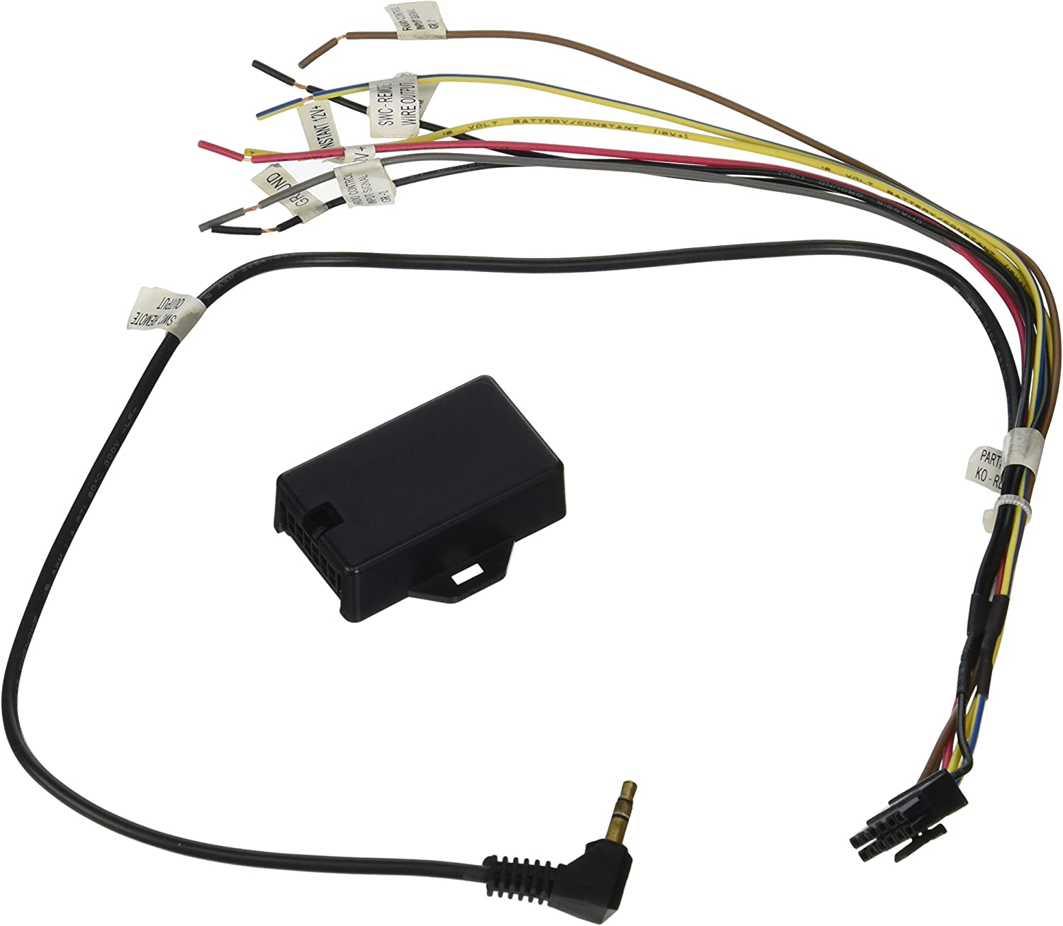 Axxess ASWC-TOY-LEX Steering Wheel Control Interface for Select Lexus//Toyota