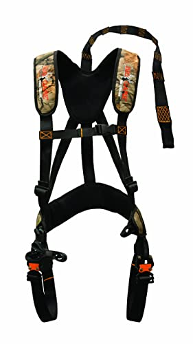 816HNcwDTdL._SL500_ best treestand safety harness (feb 2019) buyer's guide & reviews
