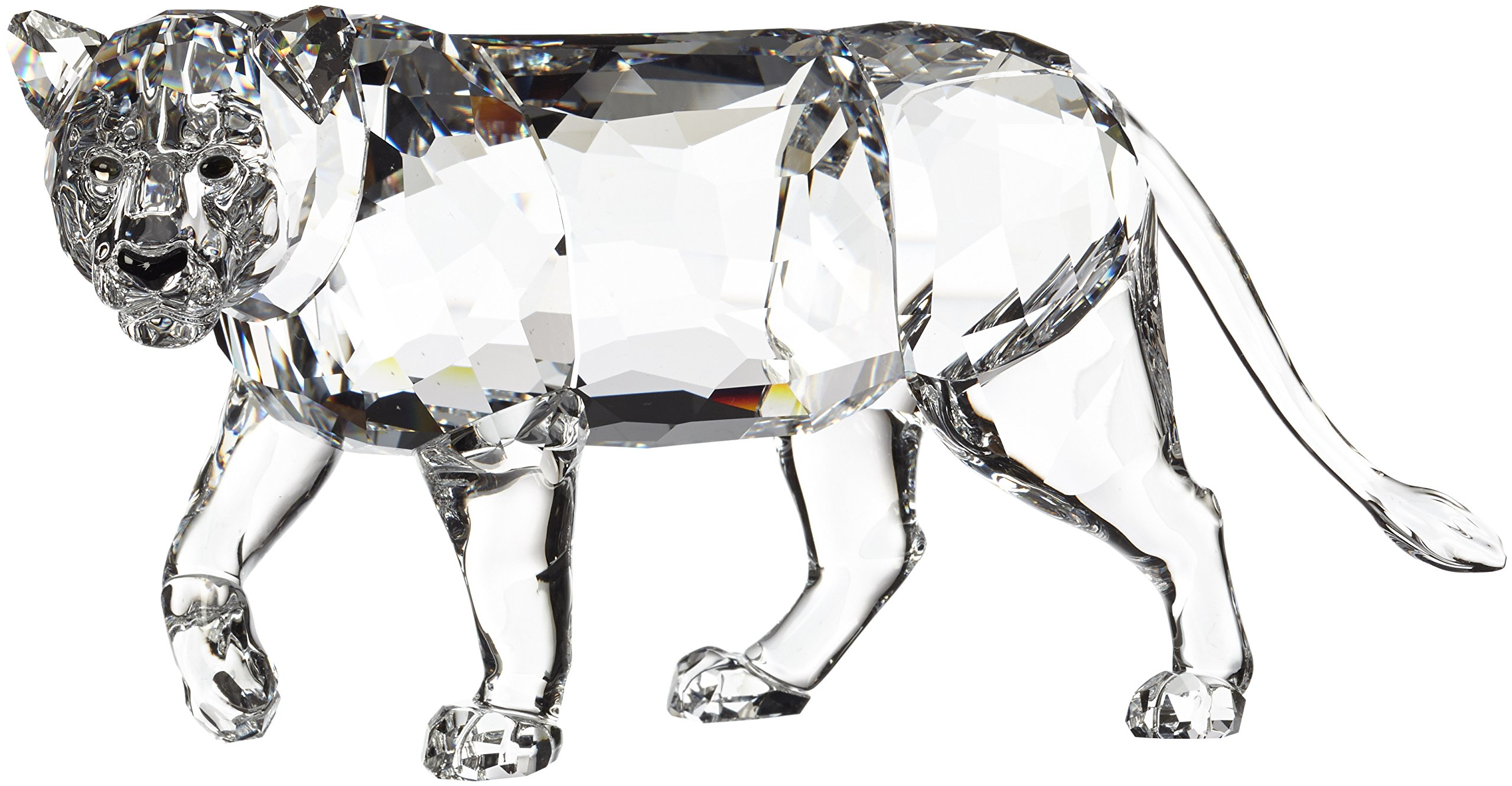 Swarovski Lion Mother Figurine