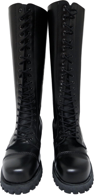 Alpha 30 Hole Ranger Black | Black boots, Boots, Black
