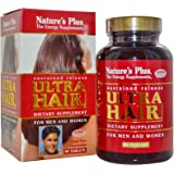 Nature's Plus Ultra Hair Time Release 90 Sustained Release Tab