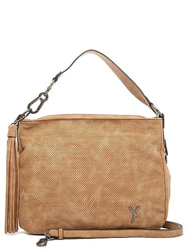 Suri Frey Damen Handtasche One Size Cognac: