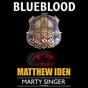 Blueblood (Marty Singer Mystery #2)
