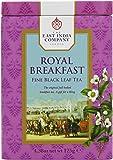 東インド会社 紅茶 ロイヤル・ブレックファースト 125g リーフティー
