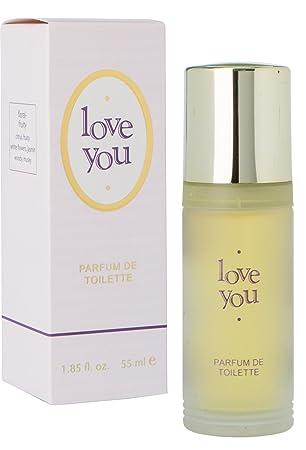 Utc Love You Parfum De Toilette Perfume 55 Ml Amazoncouk Beauty