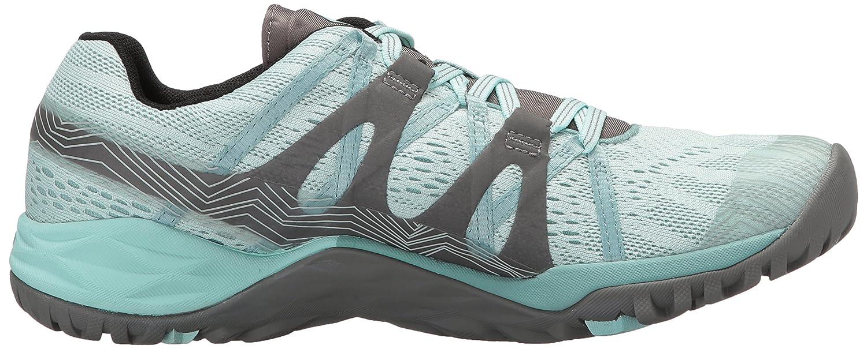 Merrell Siren Q2 Hex Q2 Siren E-Mesh, Damen Trekking- & Wanderhalbschuhe Blau (Bleached Aqua) 15e60b