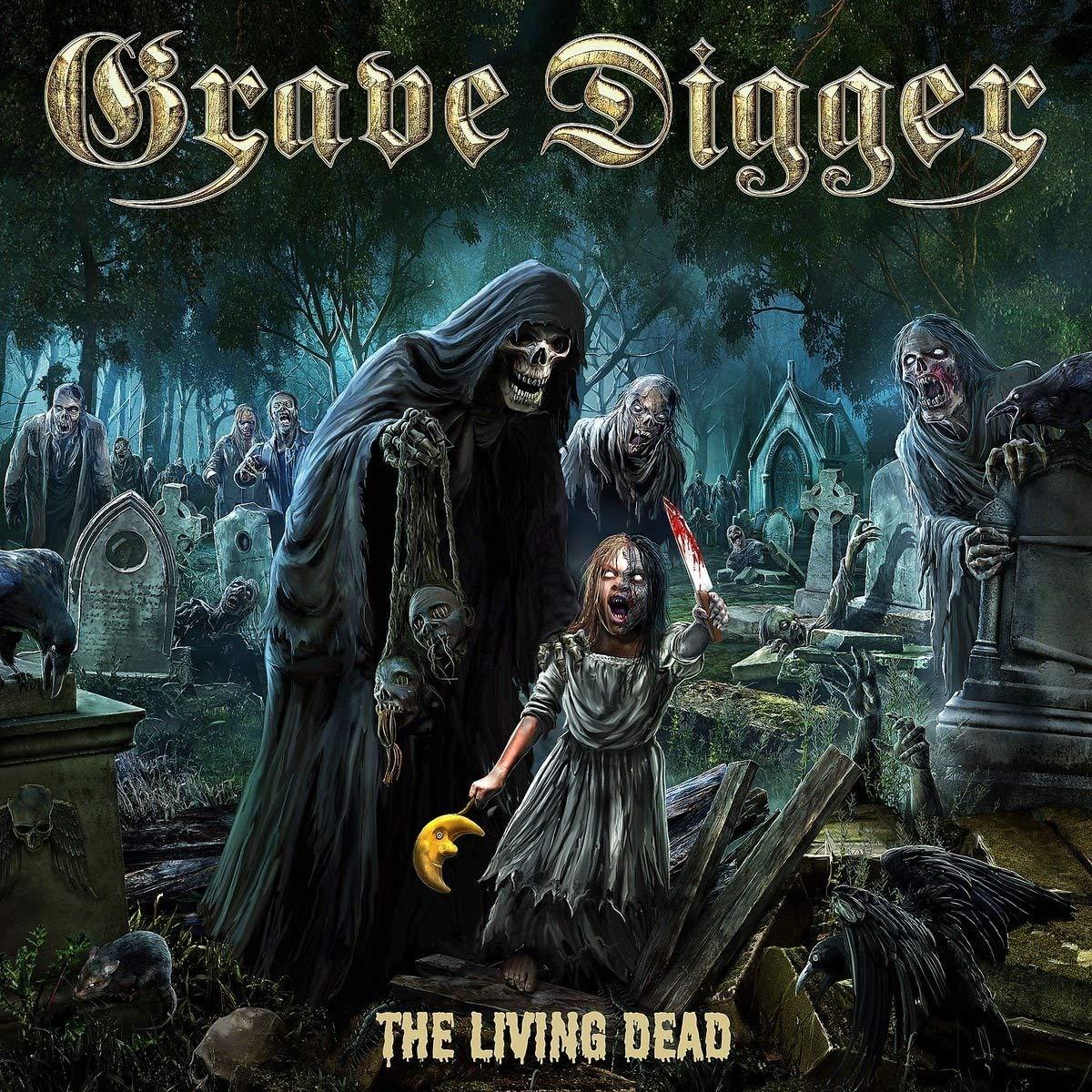 CD : Grave Digger - Living Dead (CD)