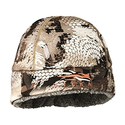 194cd76f6be SITKA Gear Boreal Windstopper Beanie Optifade Waterfowl One Size Fits All