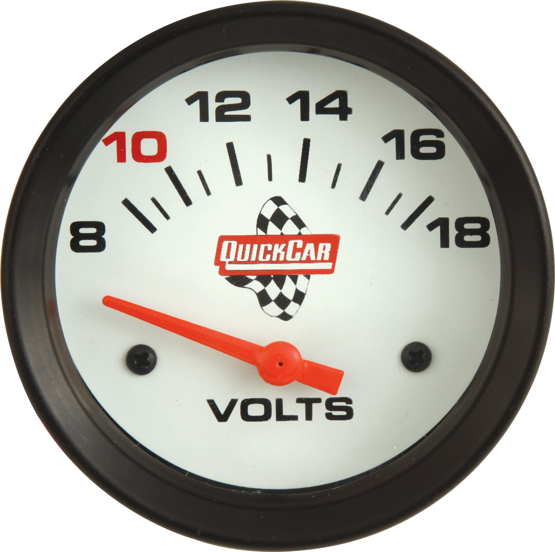 QuickCar Racing Products 611-7007 Extreme Series Voltmeter Gauge