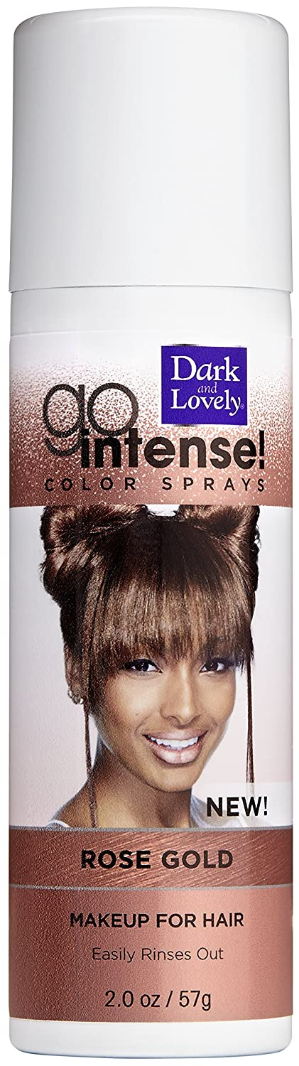 Dark and Lovely Go Intense Color Sprays Softsheen Carson 075285014875