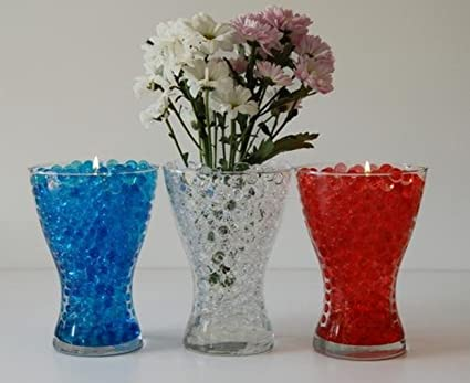 VASE FILLER Water Beads add color /& reduce watering for Plants,Flowers,Decor