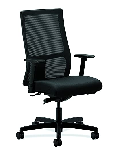 Superieur Amazon.com: HON Ignition Series Mid Back Work Chair   Mesh Computer Chair  For Office Desk, Black (HIWM2): Kitchen U0026 Dining
