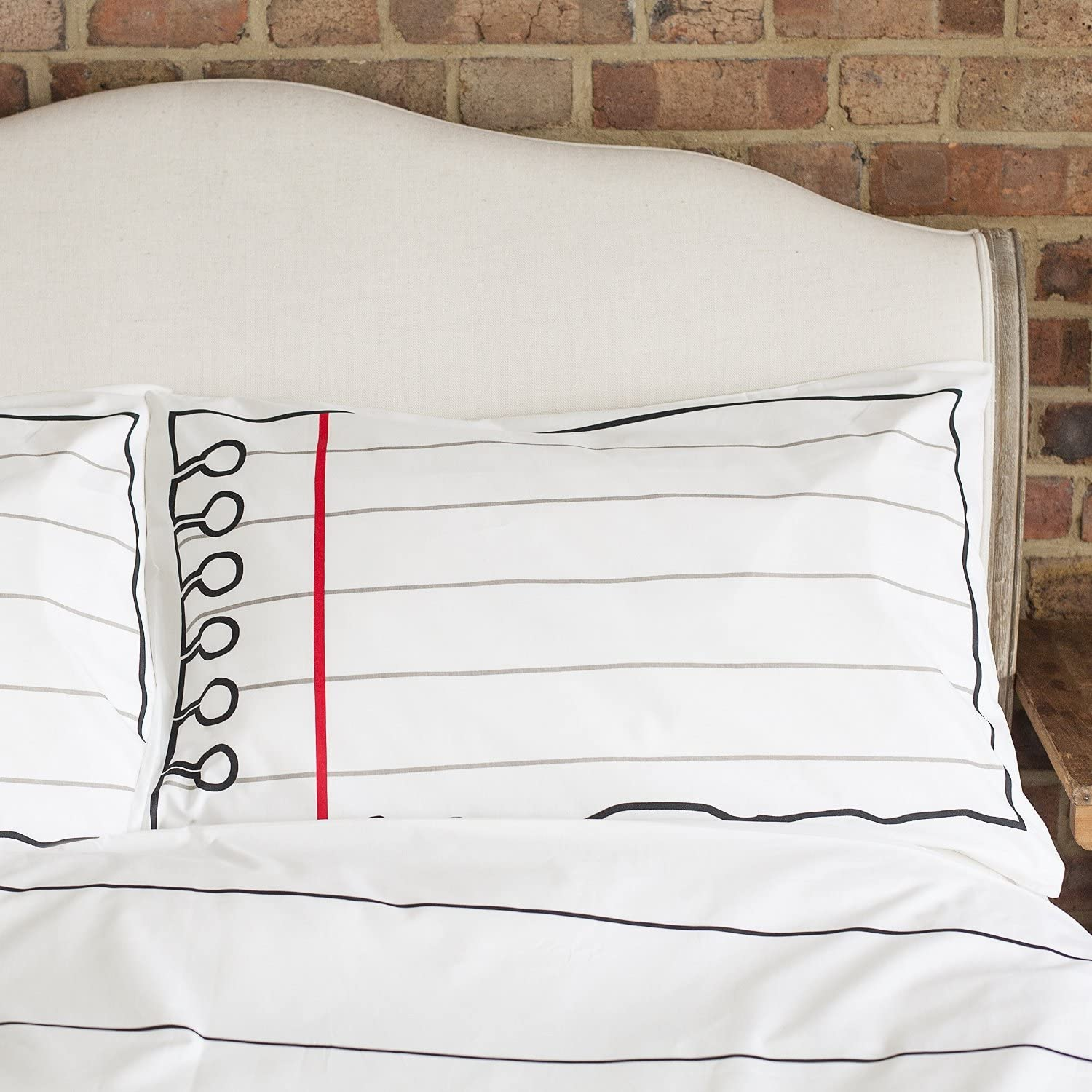 eatsleepdoodle Color /& Learn US Map Pillowcase Doodle Pillow Case for Children Kids Coloring US Map Pillowcase with Washable Fabric Markers