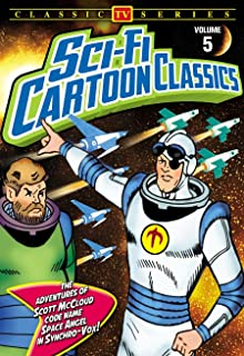 Sci-Fi Cartoon Classics, Volume 5: The Adventures of Scott McCloud
