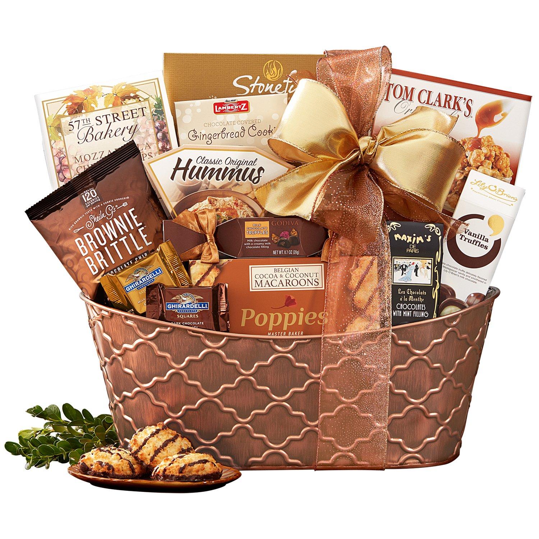 Amazon.com : Wine Country Gift Baskets Sympathy Basket : Gourmet ...