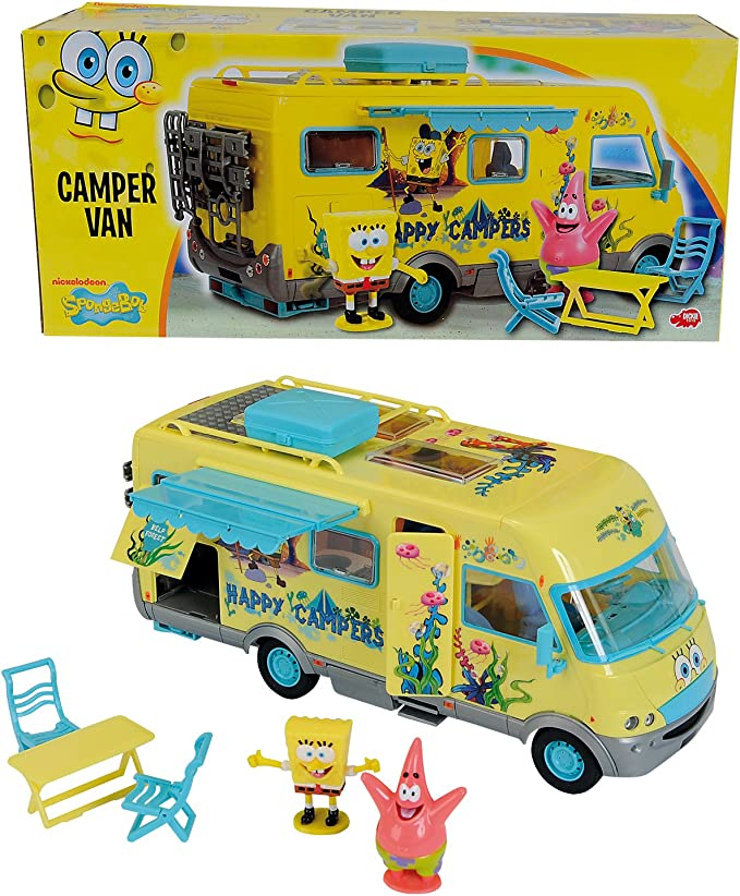 Bob Esponja - Caravana (Simba) 3084134