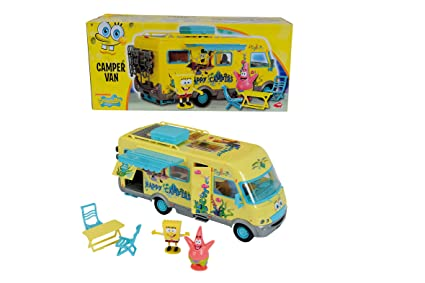 Spongebob Squarepants Camper Van Playset