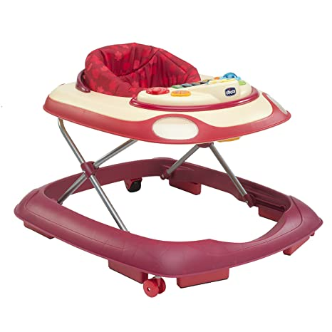 Chicco 07079028930000 Beige, Rojo andador - Andadores (5 mes(es ...