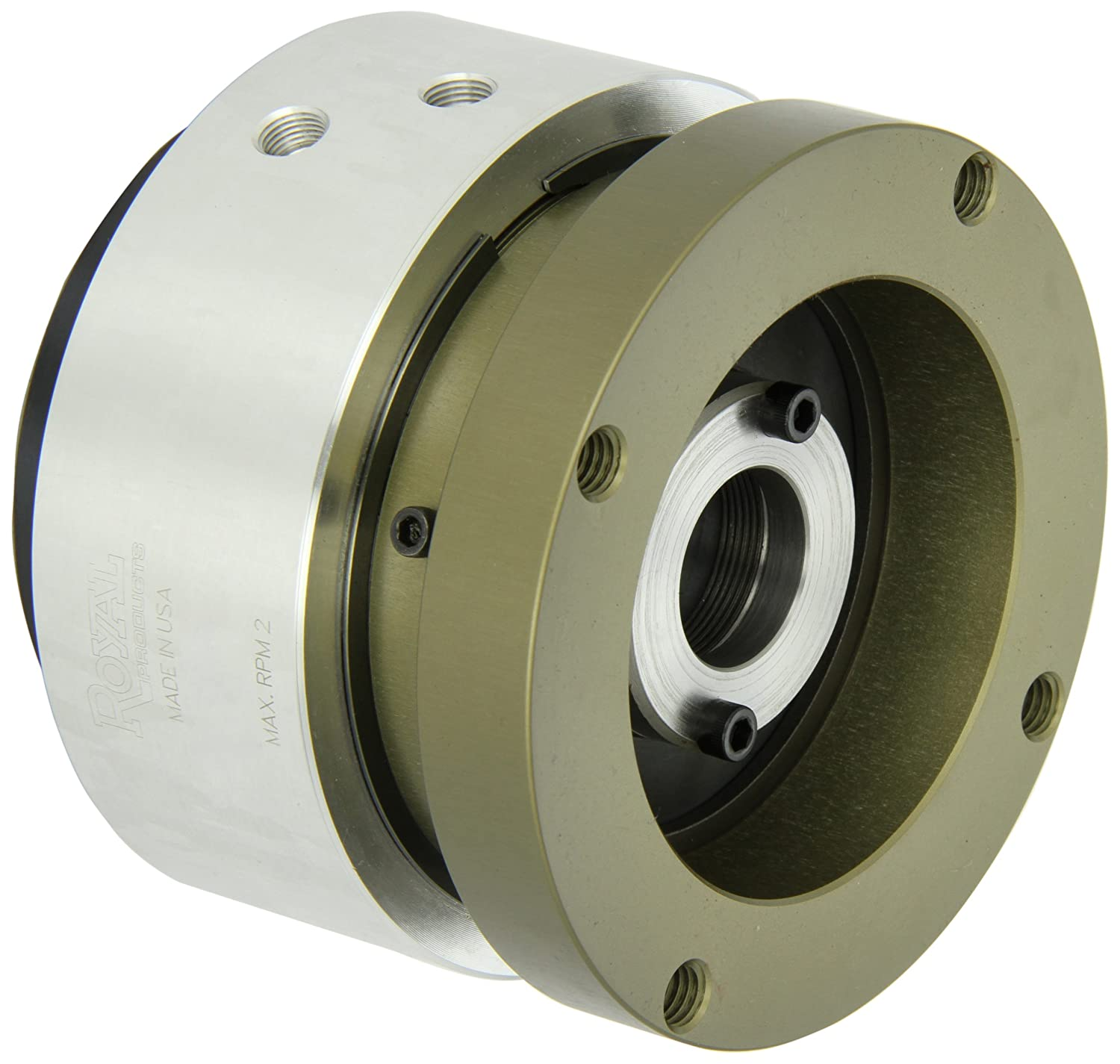 Royal 5C Collet Closer Pneumatic For Rotary Tables Welding Applications Workholding Collets Amazon Industrial Scientific