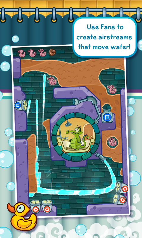 Amazon.com: Where's My Water?: Appstore for Android