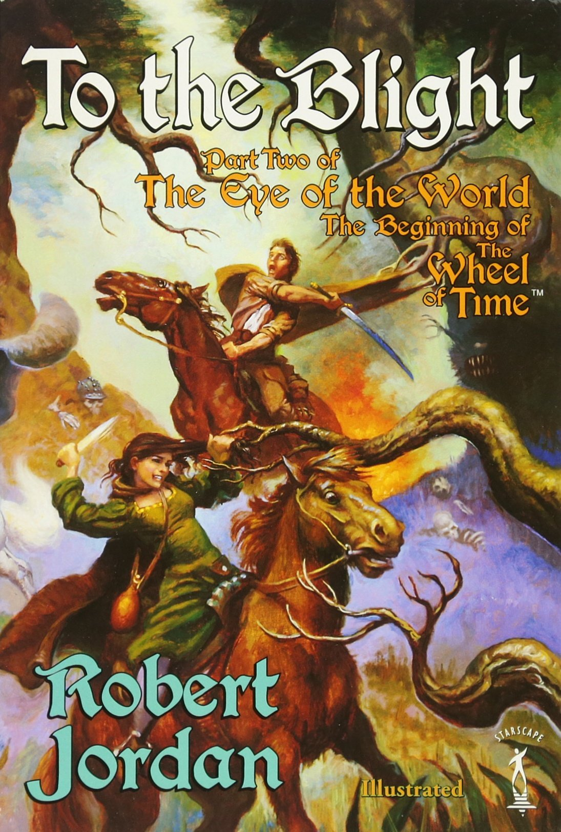 Download To the Blight (The Eye of the World, Book 2) pdf