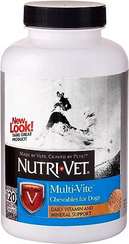 Nutri-Vet Senior-Vite Chewables for Dogs