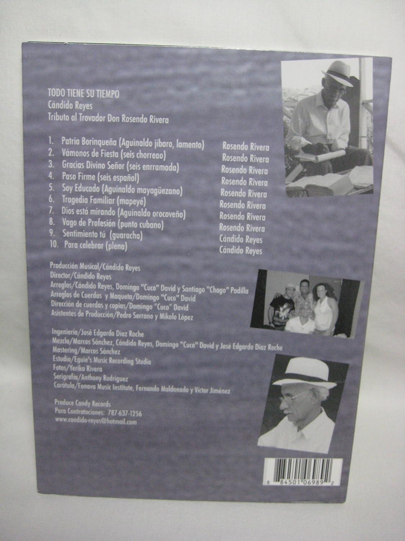 Candido Reyes - Todo Tiene Su Tiempo - Amazon.com Music