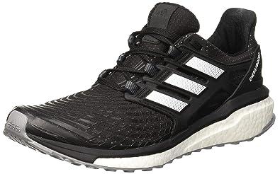 999eef318 Tênis Adidas Energy Boost M -Masculino - Preto Branco  Amazon.com.br ...