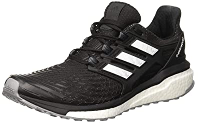 lowest price 0c1c6 b57e0 adidas Energy Boost M Scarpe da Fitness Uomo, Nero (NegbásFtwblaGritre