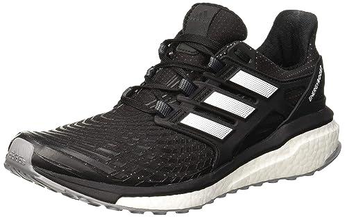 lowest price 55011 37b98 adidas Energy Boost M Scarpe da Fitness Uomo, Nero (NegbásFtwblaGritre