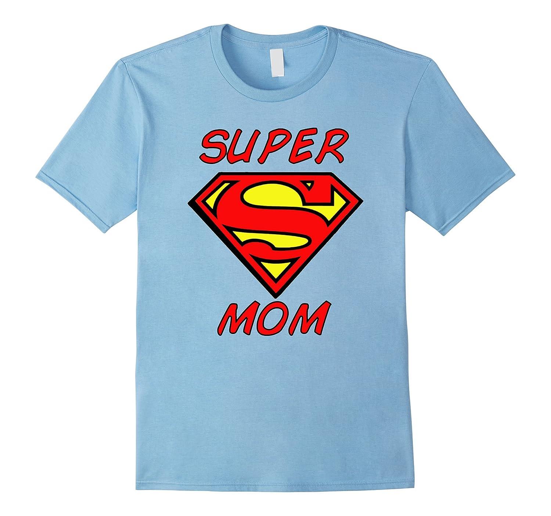 Super Mom T-shirt My Mother is Super Hero T-shirt-PL